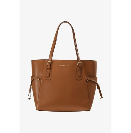 Voyager: Leather Tote, luggage